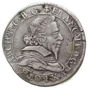 teston 1626, Badenweiler, Aw: Popiersie w prawo, FRANC ...