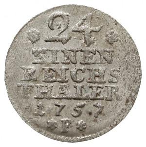 1/24 talara 1757 F, Magdeburg, Olding 169, v.Schr. 739,...