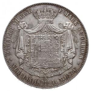 dwutalar 1841 G, Dav. 819, Kahnt 492, Thun 362, patyna,...