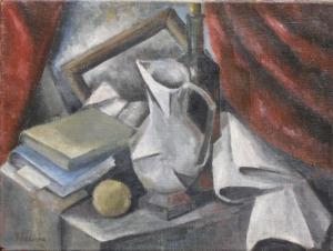 Alicja HALICKA, Martwa natura, ok. 1914 - 1915