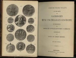 Engelhardt Hofrats, Sächsischen Münz- und Medaillen- Ge...