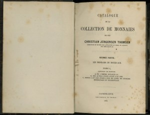Christian Jürgensen Thomsen, Catalogue de la Collection...
