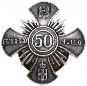 żołnierska odznaka pamiątkowa 50. Pułku Strzelców Kreso...