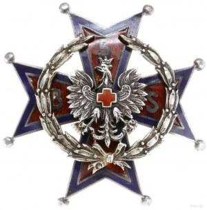 oficerska odznaka pamiątkowa 5. Batalionu Sanitarnego; ...