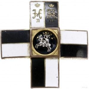 odznaka pamiątkowa Wileńskiego Pułku Piechoty; Krzyż gr...