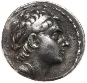 tetradrachma, ok. 212-210 pne; nieokreślona mennica w p...