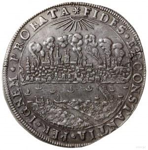 talar oblężniczy (brandtalar) 1629, Toruń; Aw: Herb Tor...