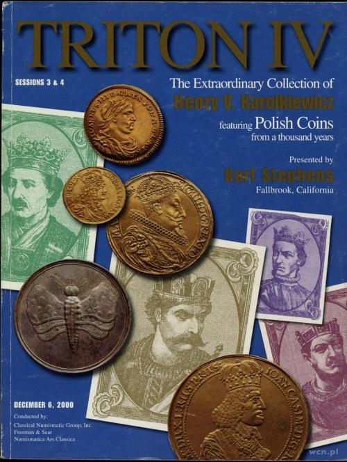 Triton IV, The Extraordinary Collection of Henry V. Kar...