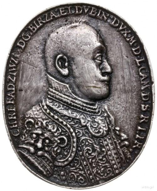 medal magnacki Krzysztofa Radziwiłła, 1626, autorstwa H...