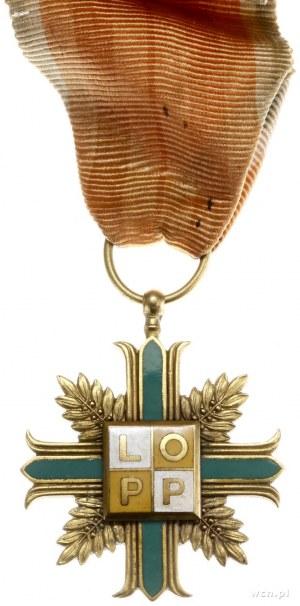Złota Odznaka Honorowa LOPP (I stopień), od 1933; Krzyż...