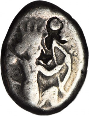 Grecja, Łucznik perski, Siglos, około V wieku p.n.e