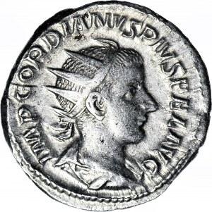 Cesarstwo Rzymskie, Gordian III 238-244 ne, Liberalitas, Antoninian