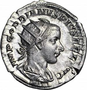 Cesarstwo Rzymskie, Gordian III 238-244 ne, Sol, Antoninian 241-243 ne