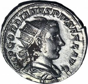 Cesarstwo Rzymskie, Gordian III 238-244 ne, Sol, Antoninian 242 ne