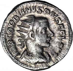 Cesarstwo Rzymskie, Gordian III 238-244 ne, Laetitia, Antoninian