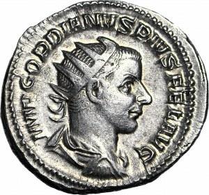 Cesarstwo Rzymskie, Gordian III 238-244 ne, Herkules, Antoninian
