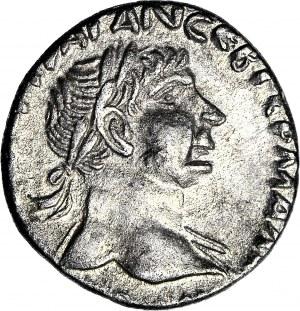 Cesarstwo Rzymskie, Trajan 98-117 ne, Arabia Bostra, Drachma, PIĘKNA