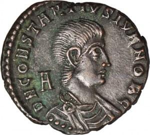 Cesarstwo Rzymskie, Konstancjusz Gallus (Cezar 351-354 ne), Centenionalis