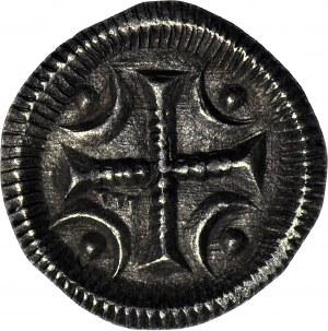 Węgry, Bela II Ślepy 1131-1141, Denar