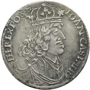 Jan Kazimierz, Ort 1655, Kraków
