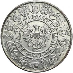 100 złotych 1966, Mieszko i Dąbrówka, piękne