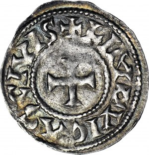 Francja, Odon, Denar Limoges ok. 980 r.