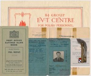 ORDERY i ODZNAKI, Odznaka i Dokumenty, 305-ty Dywizjon Bombowy