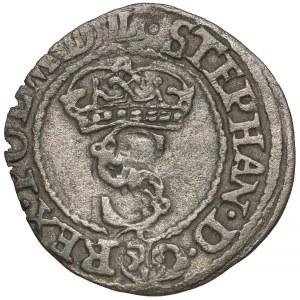 Stefan Batory, Szeląg Olkusz 1582 - mały - POLONIAE