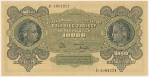 10.000 mkp 1922 - B