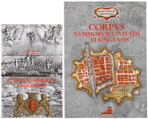 Corpus Nummorum- Gedanensis, Elbingensis (2szt)