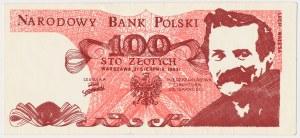 Solidarność, 100 złotych 1983 Lech Wałęsa