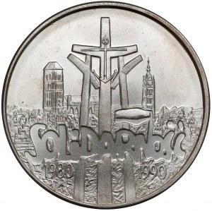 100.000 złotych 1990 Solidarność - odm. C