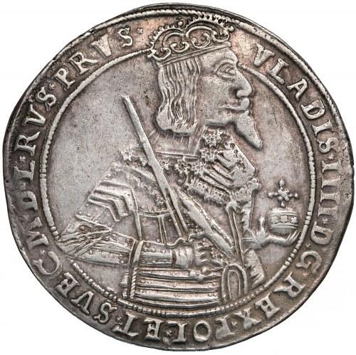 Władysław IV Waza, Talar Toruń 1638