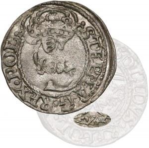 Stefan Batory, Szeląg Olkusz 1580 - Glaubicz