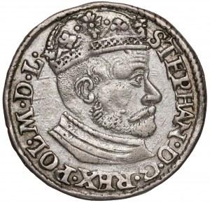 Stefan Batory, Trojak Olkusz 1581
