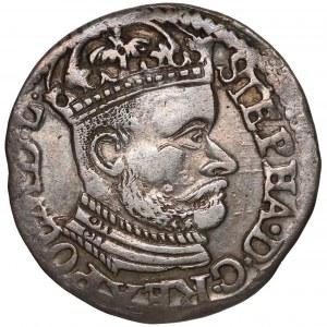 Stefan Batory, Trojak Olkusz 1583 - bez inicjałów ID