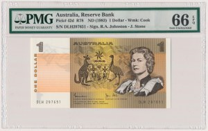 Australia, 1 dollar (1983)