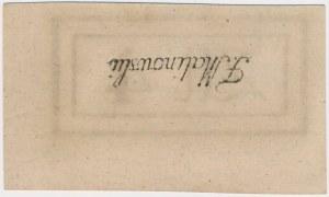 4 złote 1794 - (I)(K) - ODWROTKA na serii z odwróconym