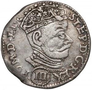 Stefan Batory, Trojak Wilno 1580