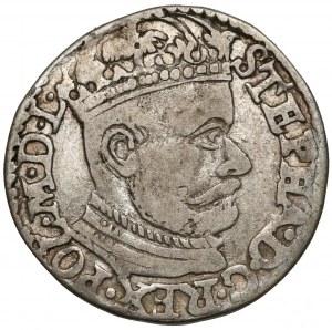 Stefan Batory, Trojak Olkusz 1583 - ID wysoko