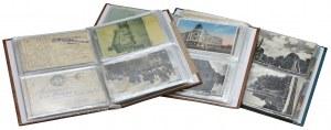 Kolekcja 186 sztuk pocztówek z Tarnowa