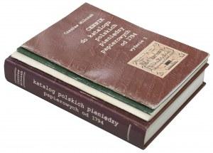Katalog polskich pieniędzy papierowych od 1794, Miłczak 2002 + cenniki