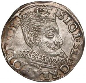 Zygmunt III Waza, Trojak Wschowa 1597 - SIGI.3