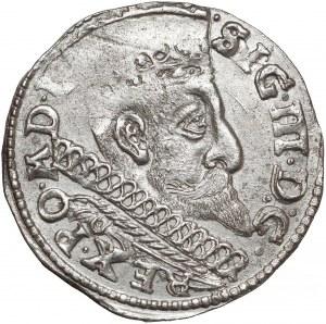 Zygmunt III Waza, Trojak Bydgoszcz 1598 - B nisko