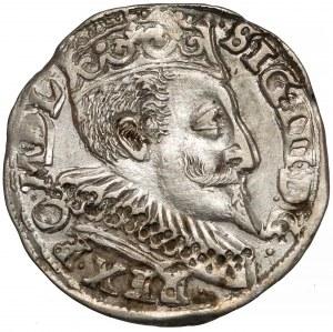 Zygmunt III Waza, Trojak Bydgoszcz 1597 - szerokie