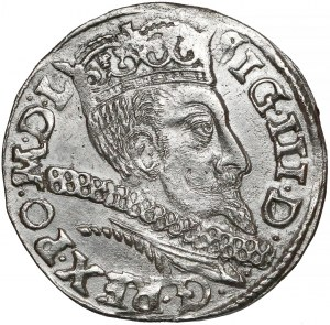 Zygmunt III Waza, Trojak Bydgoszcz 1597 - małe