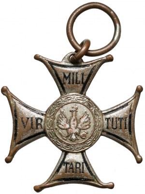 Krzyż Srebrny Orderu Virtuti Militari (V kl.), IIRP, nr 5882