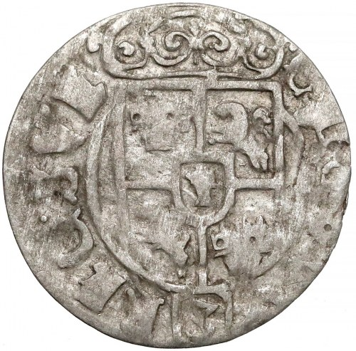 Krystyna Waza, Półtorak Elbląg 1635 - rzadki
