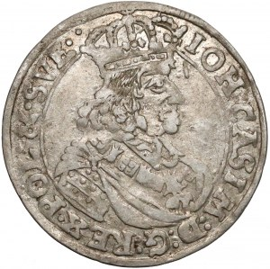 Jan II Kazimierz, Szóstak Bydgoszcz 1661