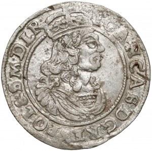 Jan II Kazimierz, Szóstak Bydgoszcz 1665